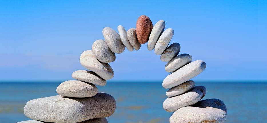 Creating a healthy life balance!