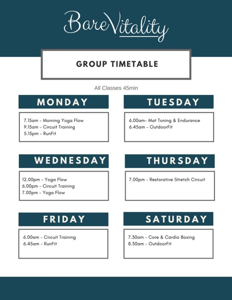 Balmain Personal Training and Group Fitness Balmain