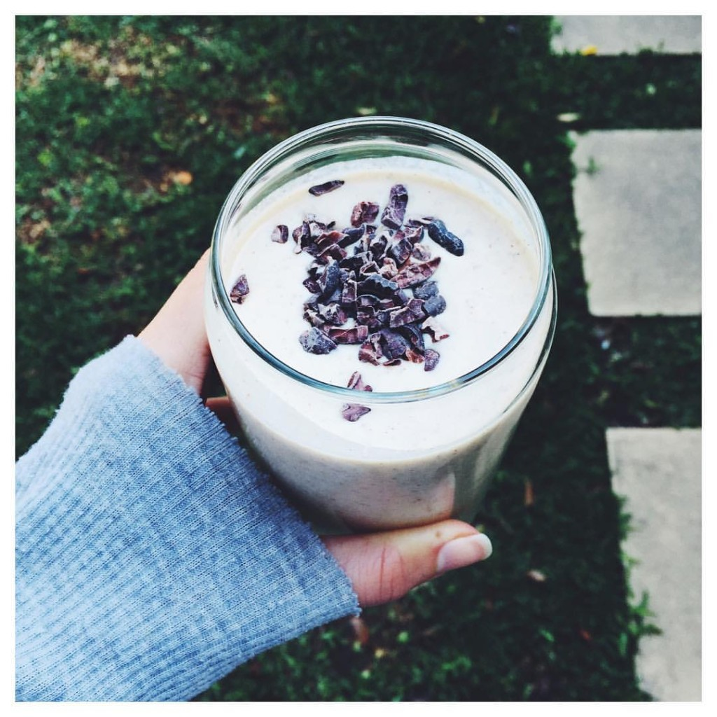Power Cookie Dough Smoothie