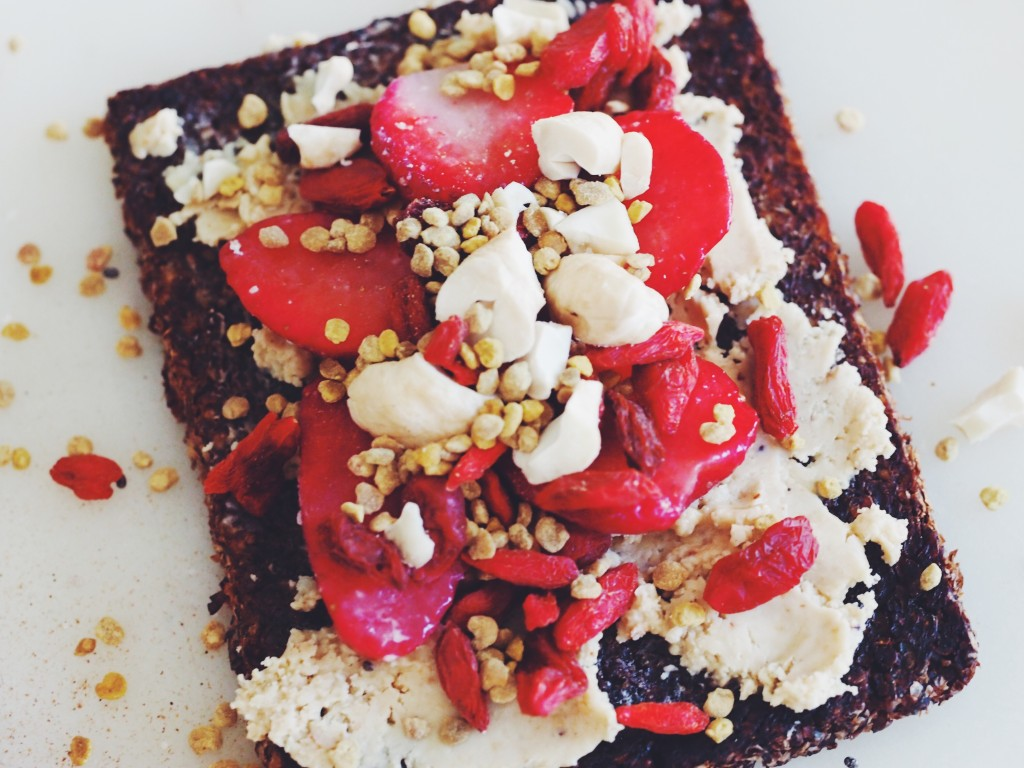 Superfood Toast Toppers