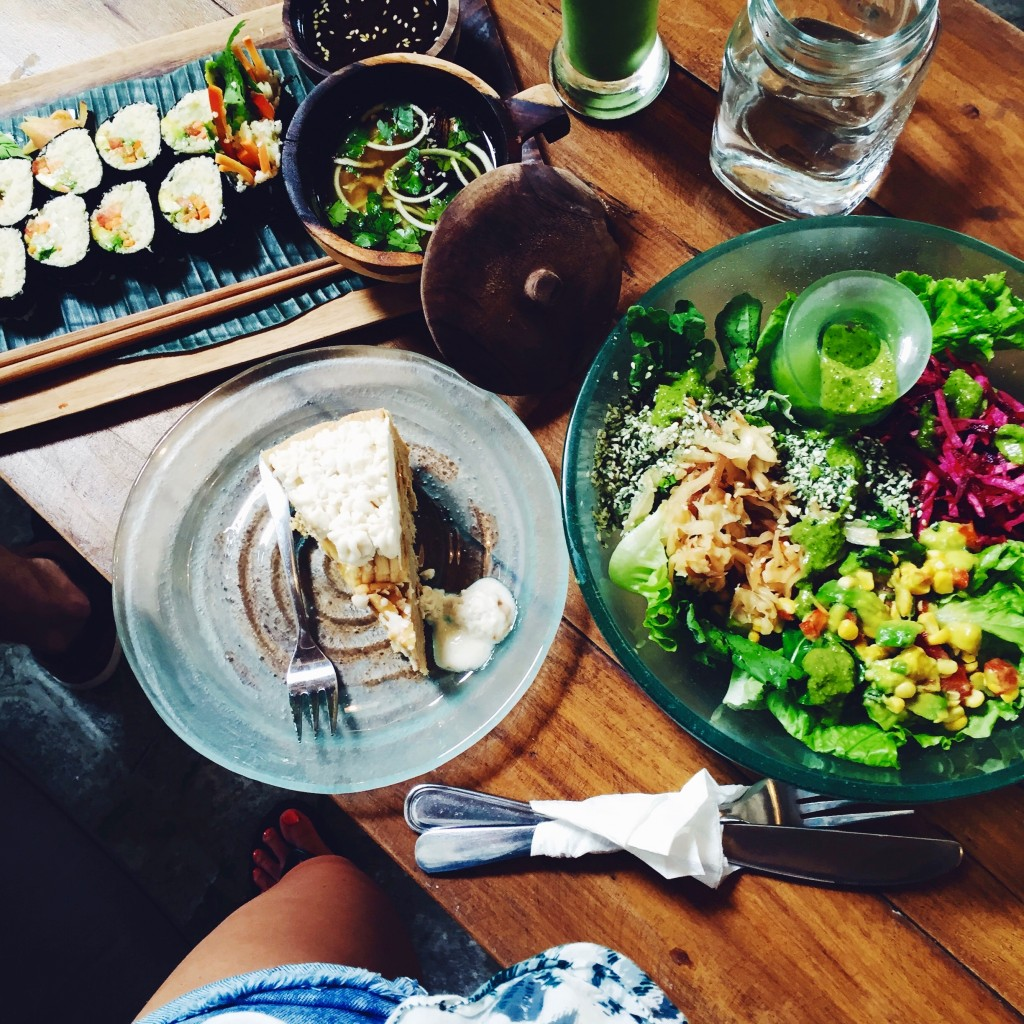 Best Bali Health Cafes!