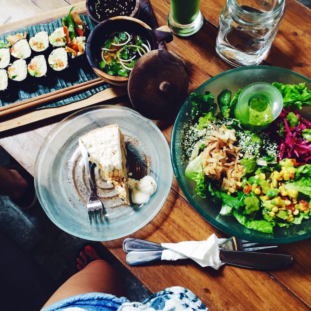 Best Bali Health Cafes!