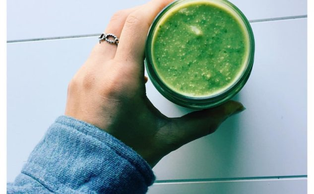 Ultimate Rise & Shine Winter Green Smoothie