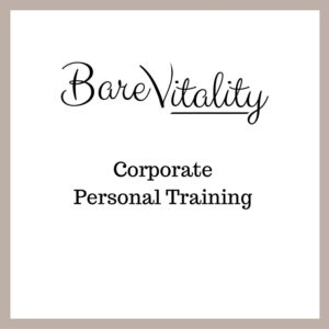 Corporate Personal Training Balmain