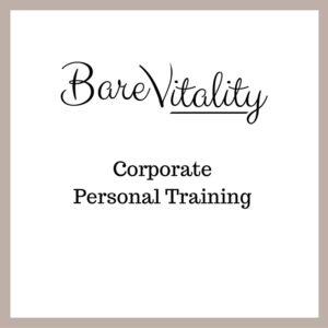 Corporate Personal Training Balmain