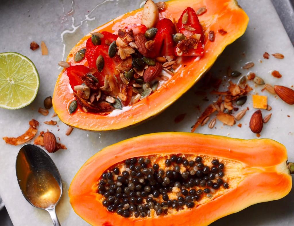 Papaya Bowl