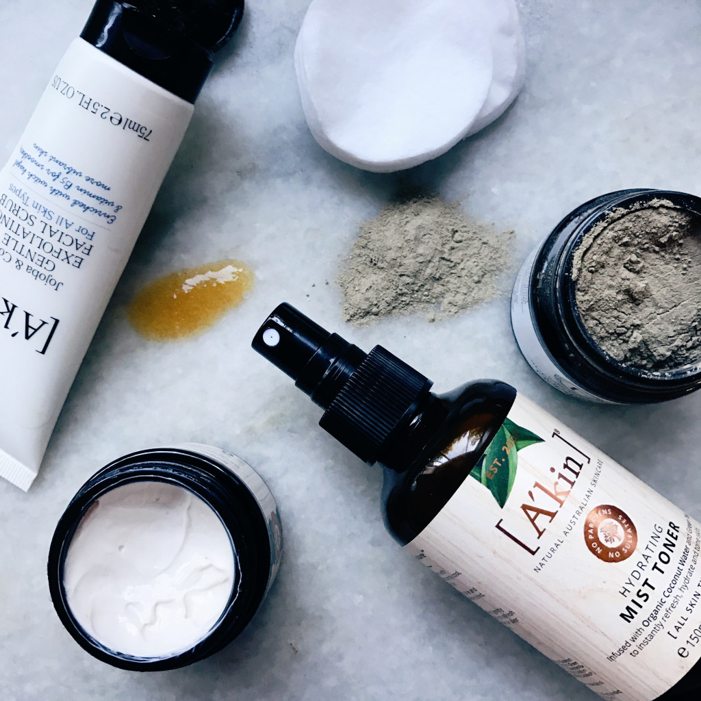 Natural Skin Care Routine + how I overcame trouble skin!